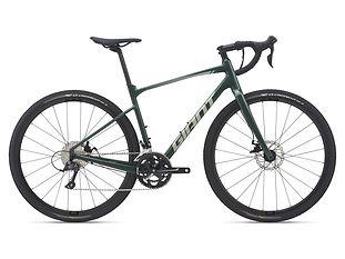 Bicicleta de Gravel Giant Revolt  2