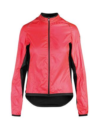 Paravientos Assos mujer Uma GT Wind Jacket Galaxy Pink