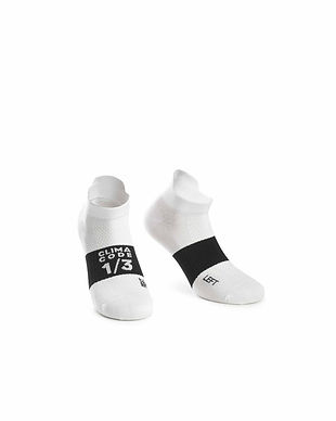 Calcetines Assosoires Équipe Hot Holy white