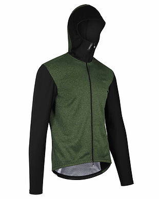 Trail Spring Fall Hooded