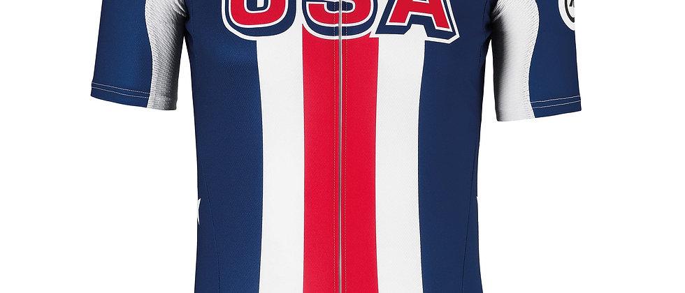 Maillot Assos SS. USA Cycling