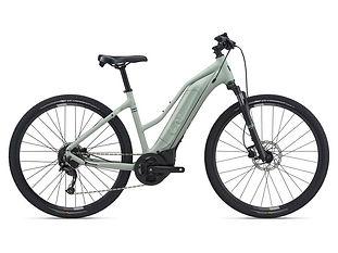 Bicicleta eléctrica mujer Liv Rove  E+
