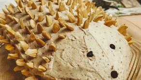 Ježeva kesten tortica