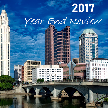 Central Ohio Real Estate Year End Review