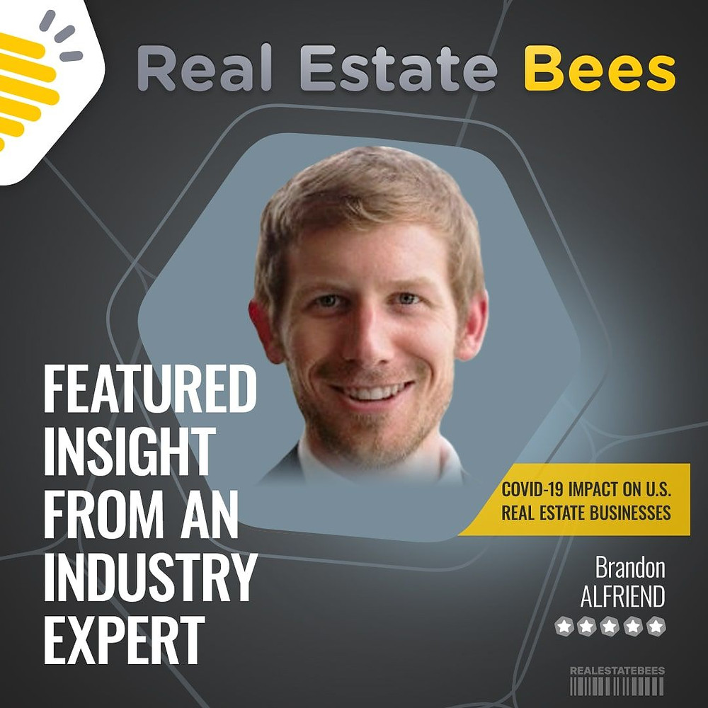 Brandon Alfriend's insight on Covid-19 Impact on the US Real Estate Investors