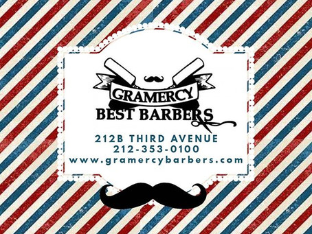 Gramercy Best Barbers is Back!