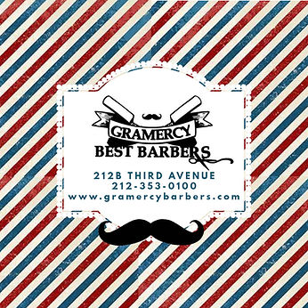 Gramercy Best Barbers - Barber Pole Grap