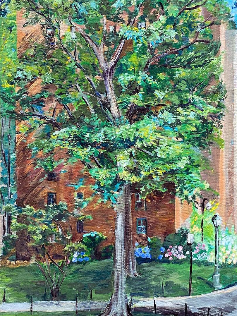Peter Cooper Tree