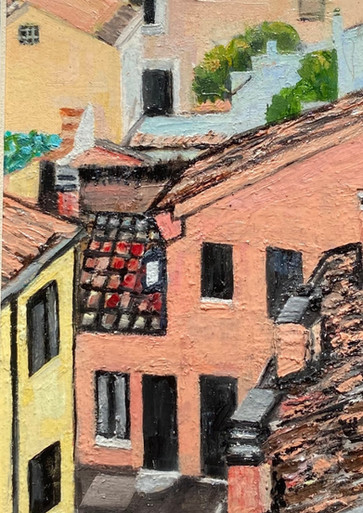 Fiumicino Window View
