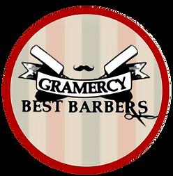 Gramercy Best Barbars Logo Circle Transp