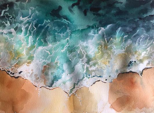 Gentle Ocean