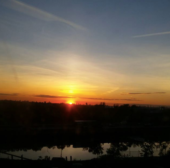 Perpetual Sunrise