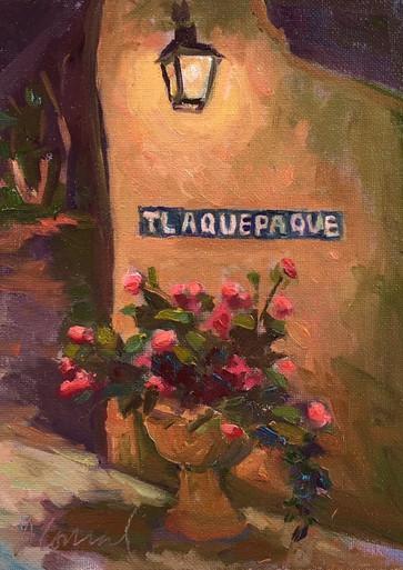 Tlaquepaque Night Garden