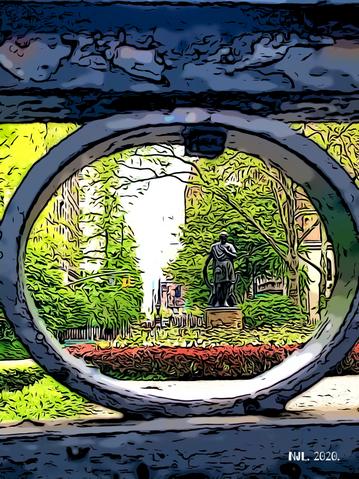 Inward Look of Gramercy Park