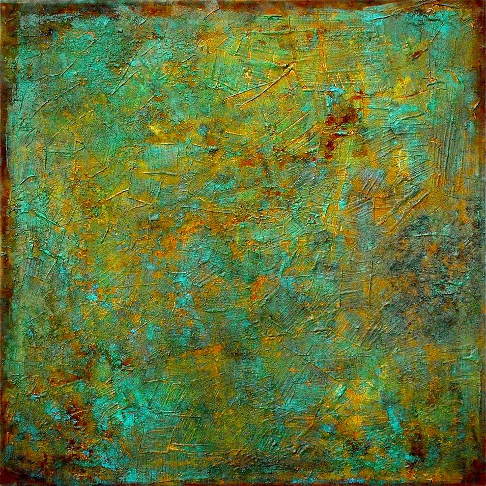 Textural Green
