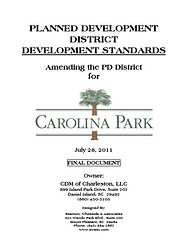 Carolina Park Developement Standards Doc
