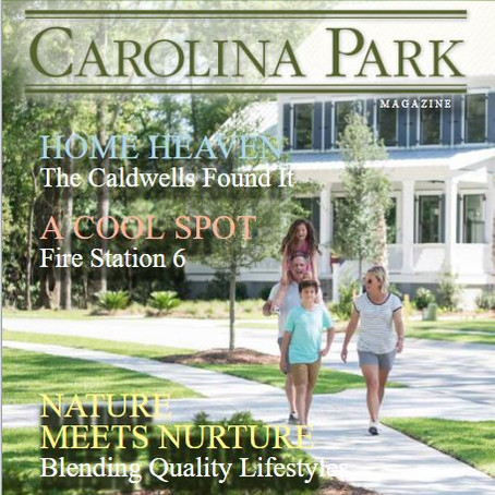 Read the Latest Issue of Carolina Park Magazine!