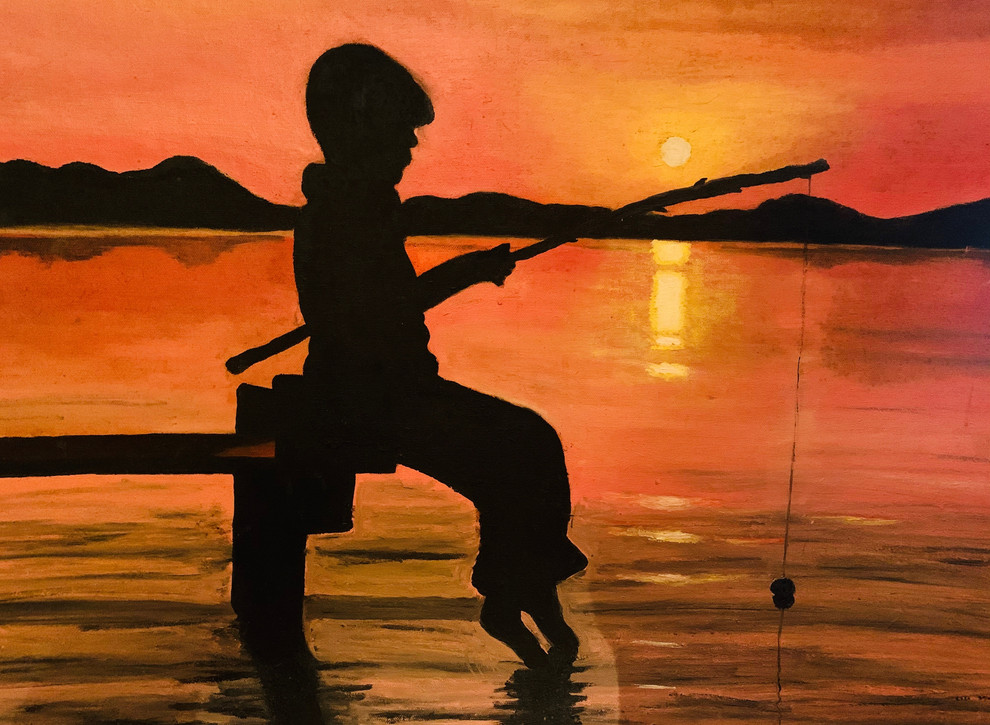 Fishing for Peace