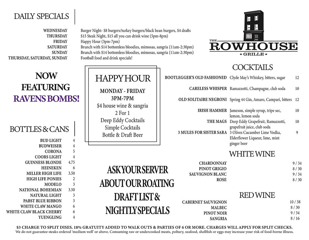 Rowhouse Drink Menu.jpg