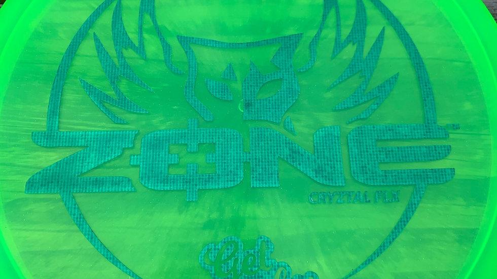 Stock Run Brodie Smith CryZtal FLX Zone