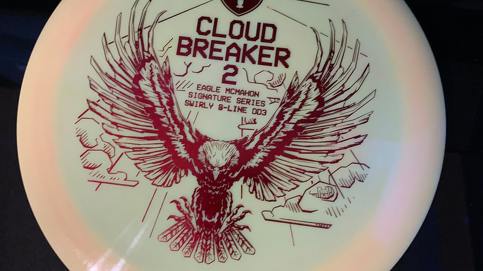 Cloud Breaker 2 - Eagle McMahon Signature Series Swirly S-Line DD3