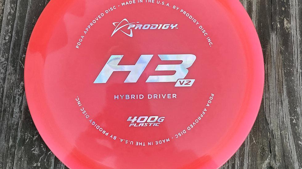 H3 V2 400G PLASTIC