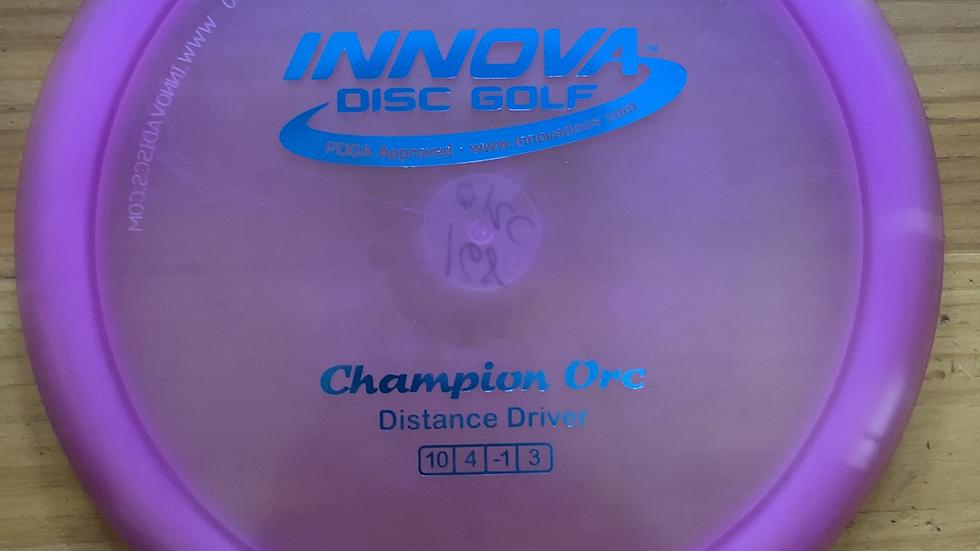 Champion Orc