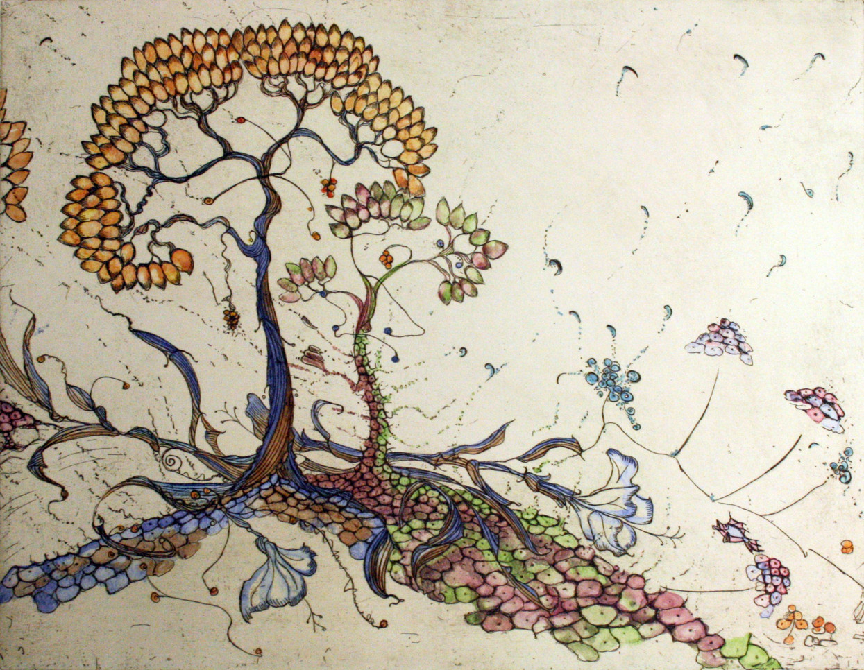 Ribon Tree.