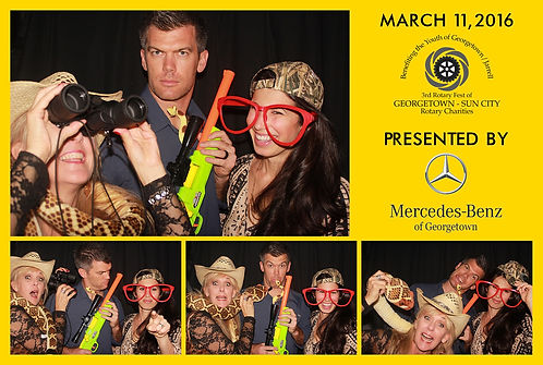 print out from photo booth rental in austin for a corporate event at the Austin Convention Center