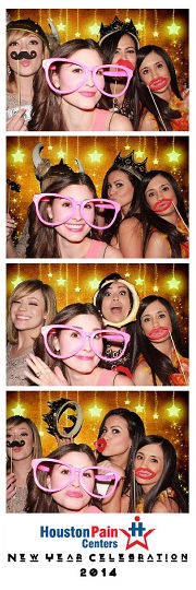 corporate photo booth rental in houston, texas
