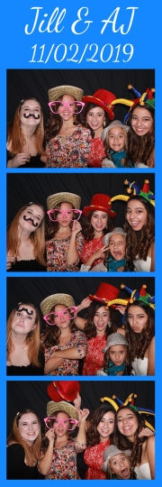 photo booth rental print in houston for a wedding