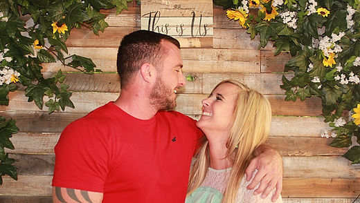 photo booth rental in temple, texas for a wedding
