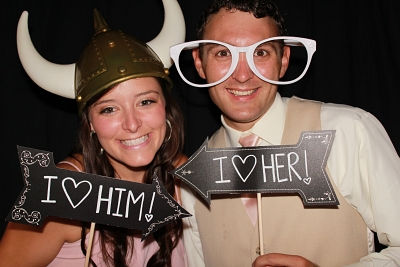 photo booth rental for a wedding in houston, Texas