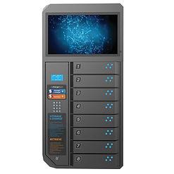 cell phone charging locker