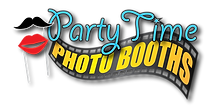 party time photo booths logo