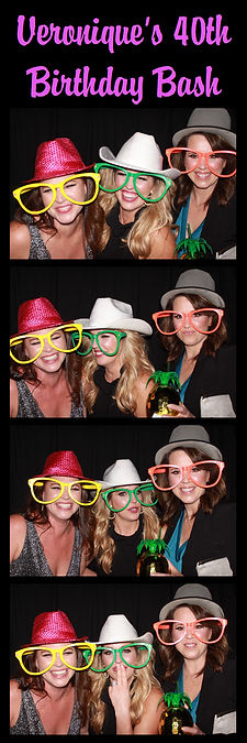 photo booth rental in killeen for a birthday party