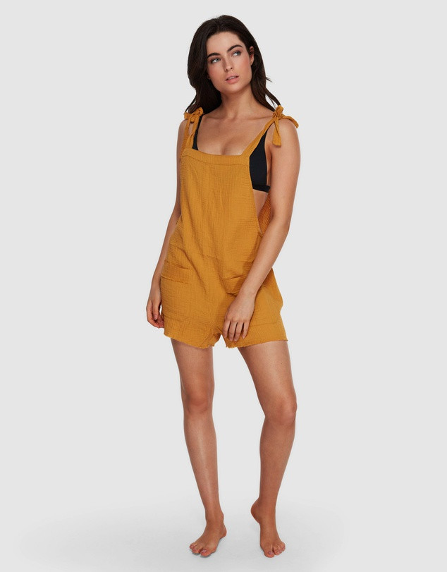 BILLABONG  Girl On The Run Jumpsuit $69.99