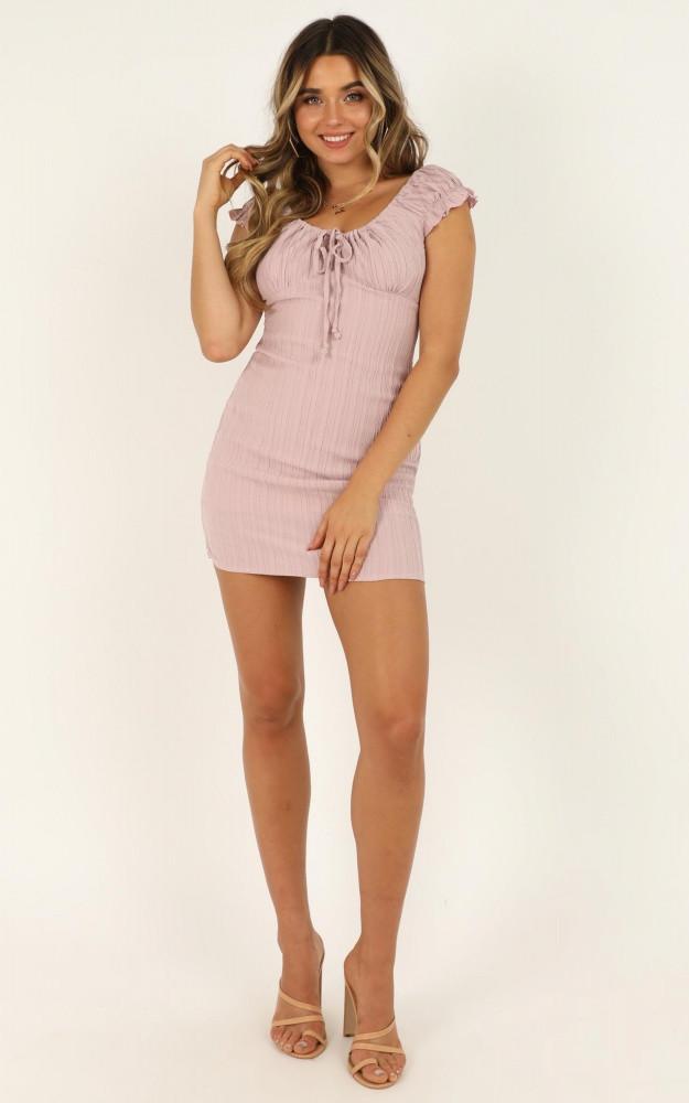 End Of Day Dress In Blush Price: AU$69.95 AU$42.00