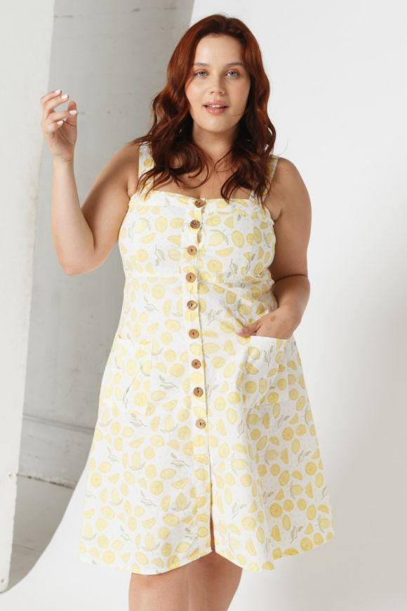 French Sun Dress Special Price $47.96 $59.95