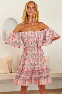 Nadira Mini Dress Save $74.00 AUD