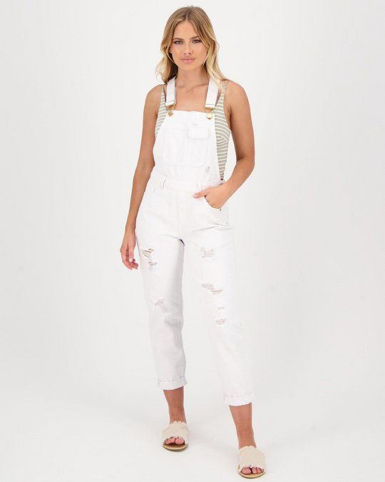 Used Never More Overalls $69.99