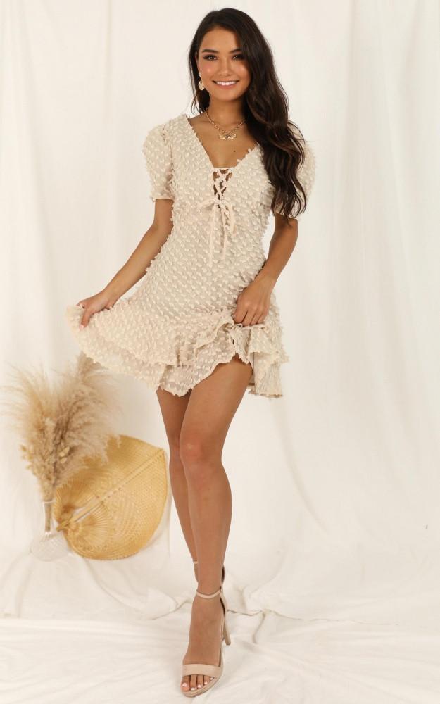 Take Your Pick Dress In Mocha Price: AU$79.95 AU$48.00