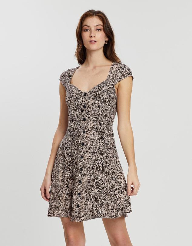 M.N.G  Bird Dress SALE $79.95 $51.97