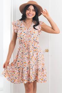 Patrice Mini Dress $65.00