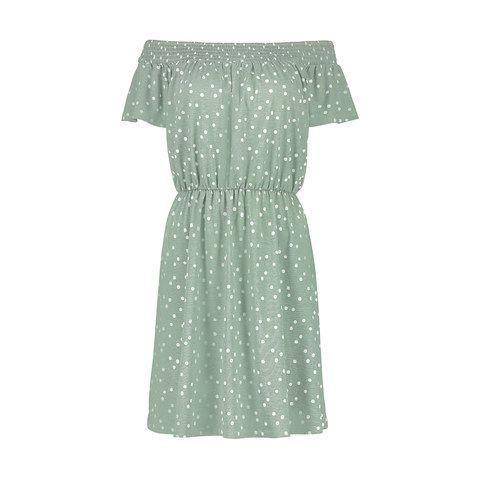 Short Sleeve Off Shoulder Dress $15.00