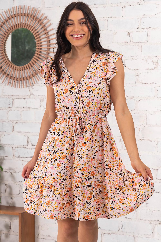 Zulu - Patrice Mini Dress Save $65.00 AUD