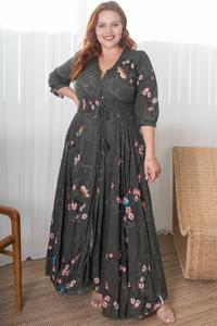 Birds Paradise Maxi Dress 4Save $89.00 AUD