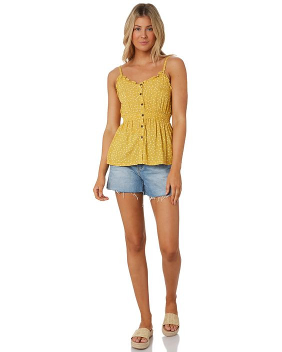 SWELL Franny Button Through Top Details $59.99
