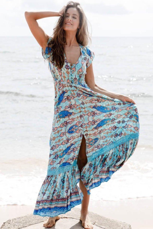 Carmen - Venus Maxi Dress $89.00