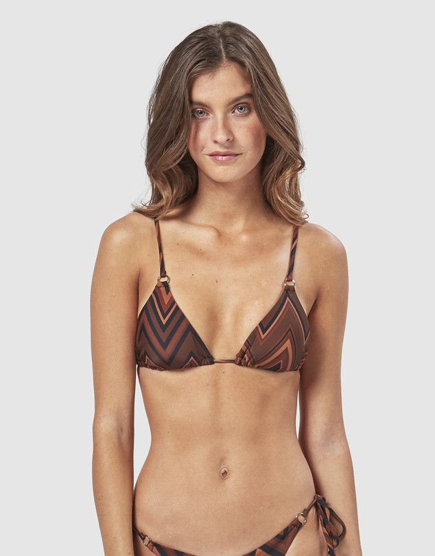 CHARLIE HOLIDAY  Follow Rio Triangle Top 30% OFF AT CHECKOUT  $69.95